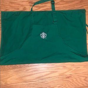 New Authentic Starbucks Apron